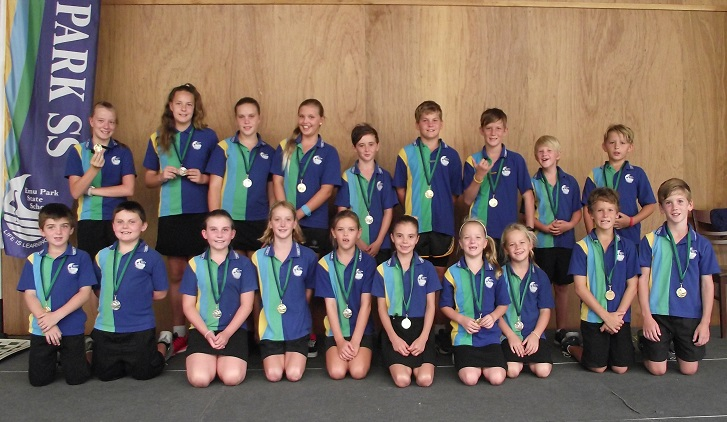 Swimming Carnival Age Champions