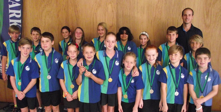 Athletics Carnival Age Champions