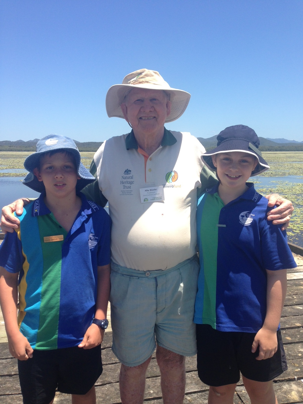 Junior Landcare